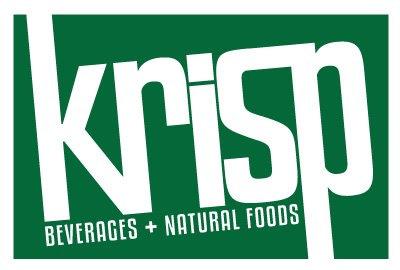 Krisp Beverages + Natural Foods